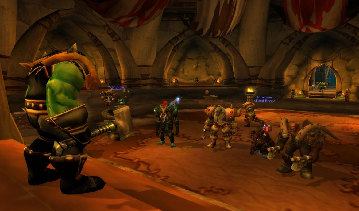 Visiting Thrall