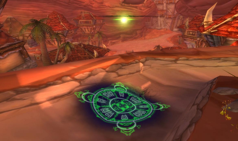 Warlock Portal