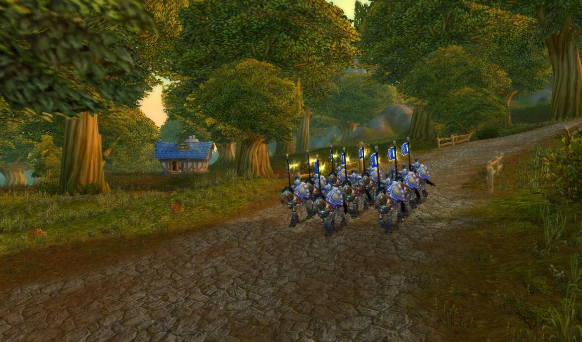 Stormwind Guards