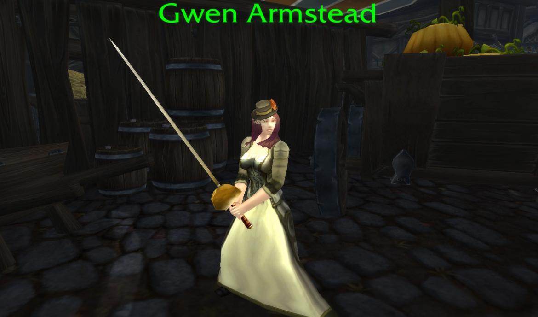 Gwen Armstead