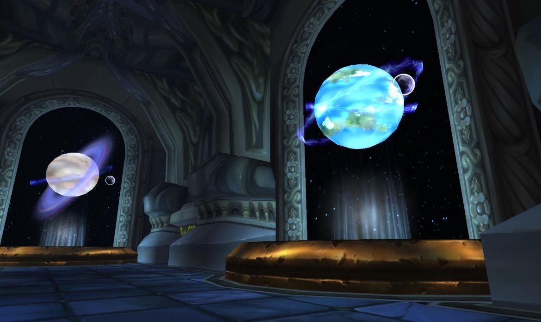 Ulduar Planetarium