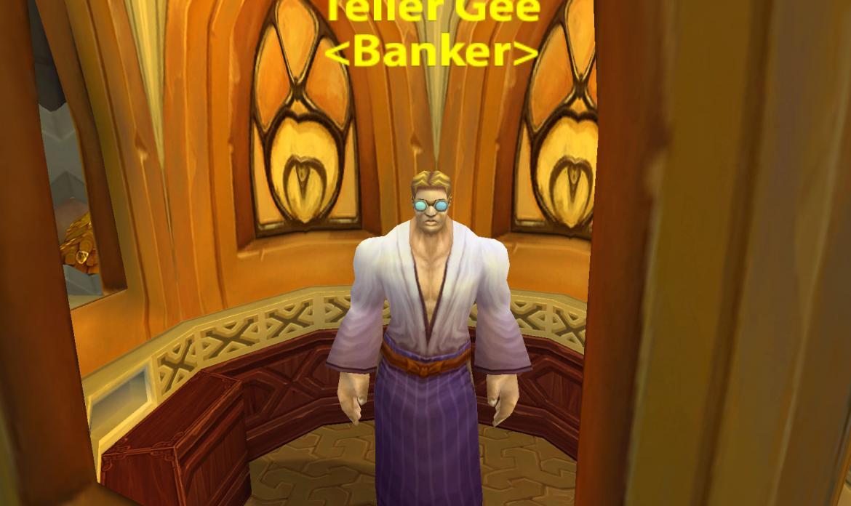 Teller Gee <Banker>